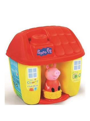 Peppa Pig Clemmy Soft Blocks Basket