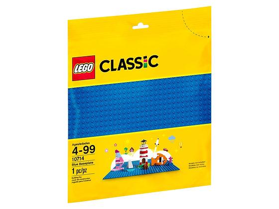 CLASSIC - Blue Baseplate - 10714