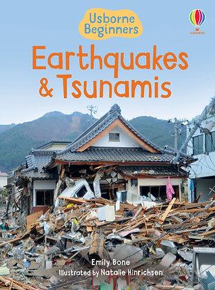 Usborne Beginners - Earthquakes & Tsunamis