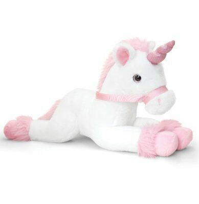 Keel White Unicorn 50cm