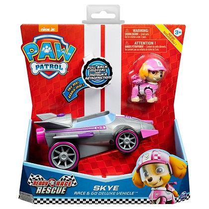 Race & Go Deluxe Vehicle - Skye - Paw Patrol