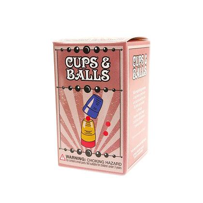 Mini Magic Trick - Cups and Balls