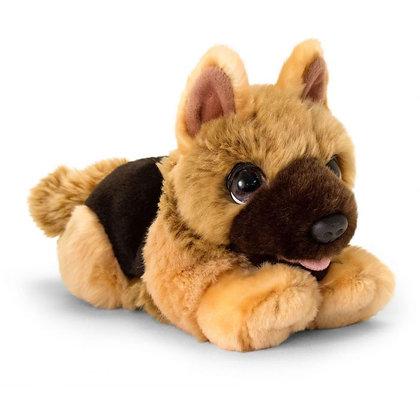 Cuddle Puppy Alsatian 32cm