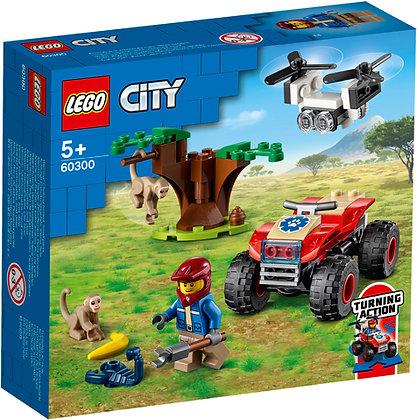 CITY - Wildlife Rescue ATV - 60300