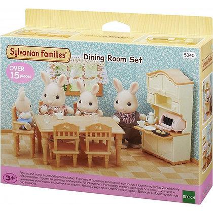 Sylvanian Families - Dining Room Set - 5340