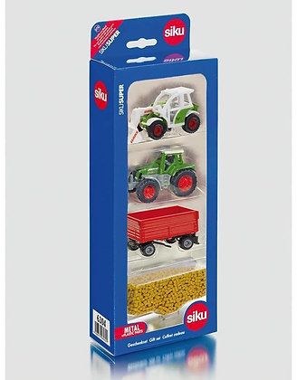 Siku Agriculture 5pk Gift Set 1:87 Scale