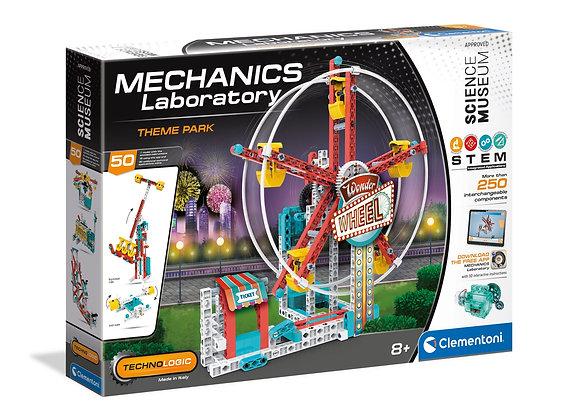 Mechanics Laboratory - Theme Park 50 Model Set