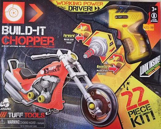 Tuff Tools: Build It Chopper