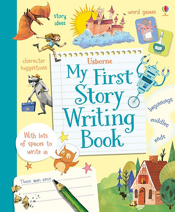 Usborne My First Story Writing Book