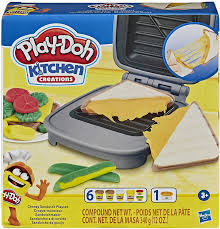 Cheesy Sandwich Playset - Play-Doh