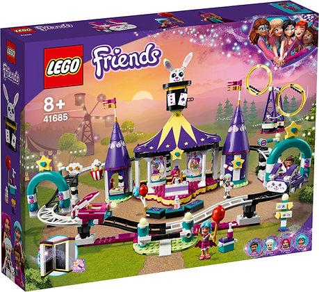 FRIENDS - Magical Funfair Roller Coaster - 41685