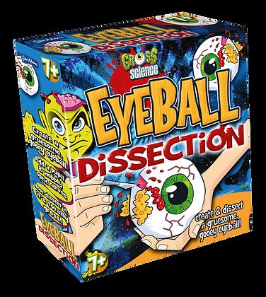 Gross Science - Eyeball Dissection Kit