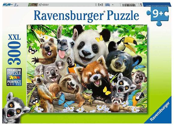 Wildlife Selfie - 300pc - Ravensburger 12893