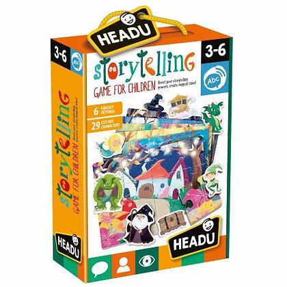 HEADU - Storytelling Game for Children