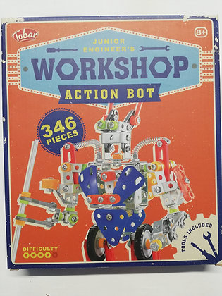 Junior Engineer's Workshop: Action Bot