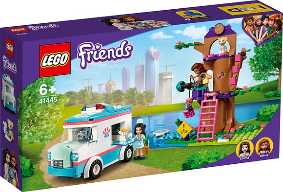 FRIENDS - Vet Clinic Ambulance - 41445