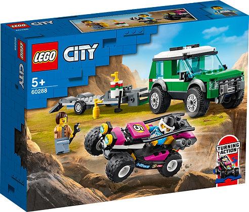 CITY - Race Buggy Transporter - 60288