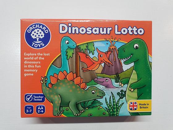 Dinosaur Lotto