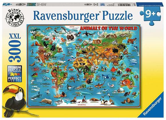 Animals of the World - 300pc - Ravensburger 13257