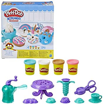 Delightful Donuts - Play-Doh