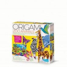 Origami Zoo Animals