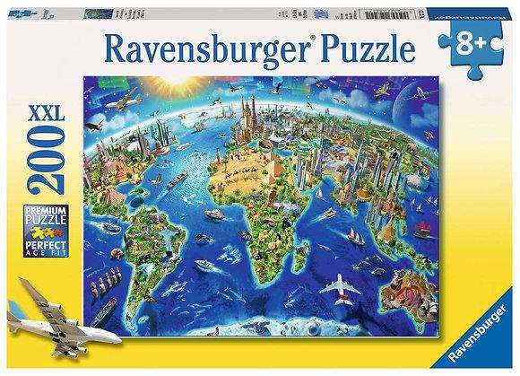 Landmarks of the World - 200pc - Ravensburger 12722