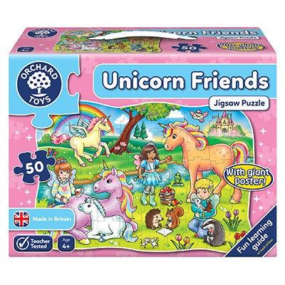 Unicorn Friends - 50pc