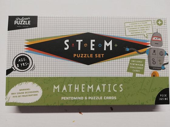 Mathematics Puzzle Set