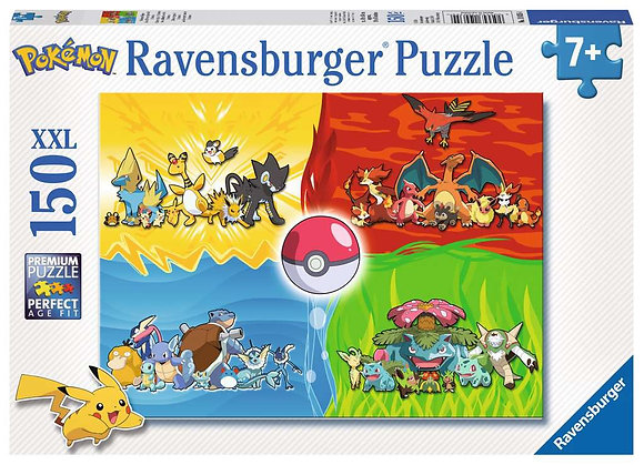 Pokemon - 150pc - Ravensburger 10035