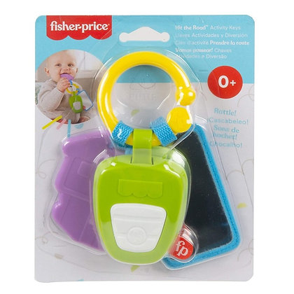 Fisher Price Hit the Road Activity Keys