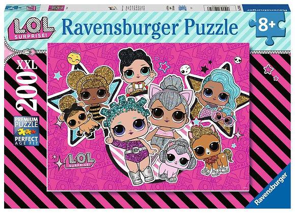 L.O.L Girl Power - 200pc - Ravensburger 12884