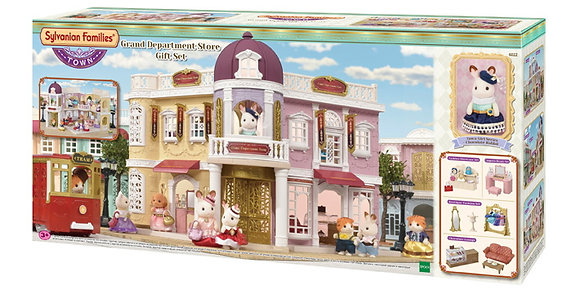 Sylvanian Families - Grand Department Store Gift Set - 6022