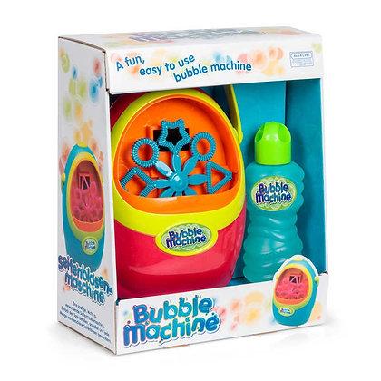 Large Bubble Machine with Bubble Mix