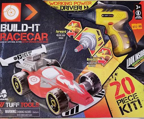 Tuff Tools: Build It - Race Car
