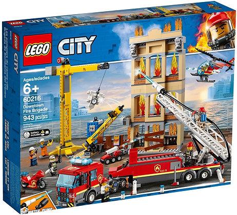 CITY - Downtown Fire Brigade - 60216