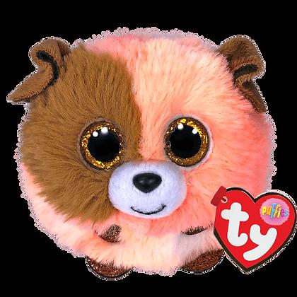 Mandarin - Dog - TY Puffie