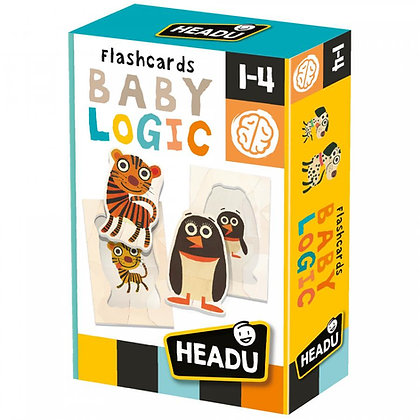 HEADU - Flashcards Baby Logic