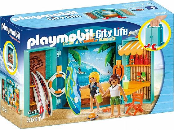 Playmobil City - Surf Shop Play Box - 5641