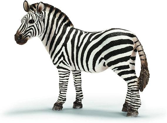 Schleich Zebra, Female - 14810