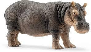Schleich Hippopotamus - 14681