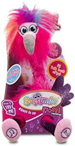 Sassimals - Flossy Flamingo