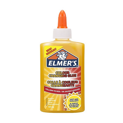 Elmer's Colour Changing Glue - Yellow to Red
