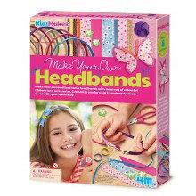 Make Your Own Headbands - Kidz Maker Craft Kit