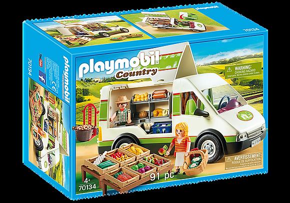 Playmobil Country - Mobile Farm Market - 70134