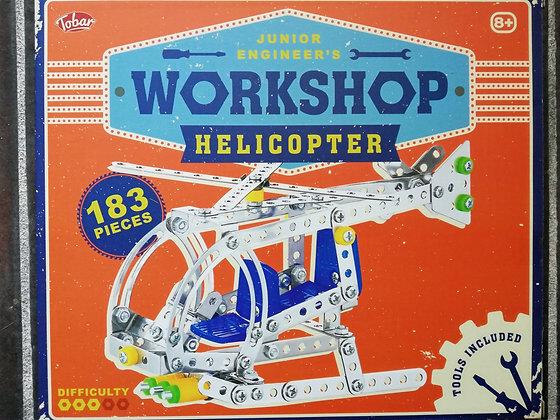 Junior Engineer's Workshop: Helicopter