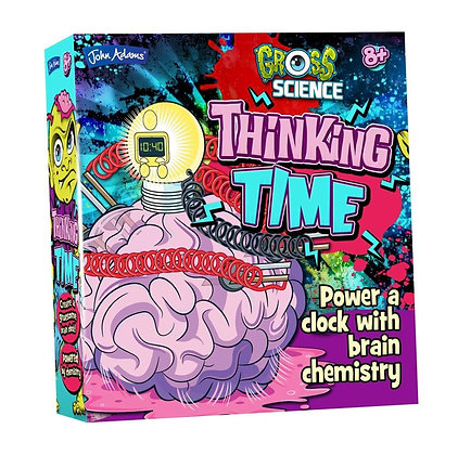 Gross Science - Thinking Time