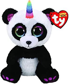 """Paris - Panda - 6"""" TY Beanie Boo"""