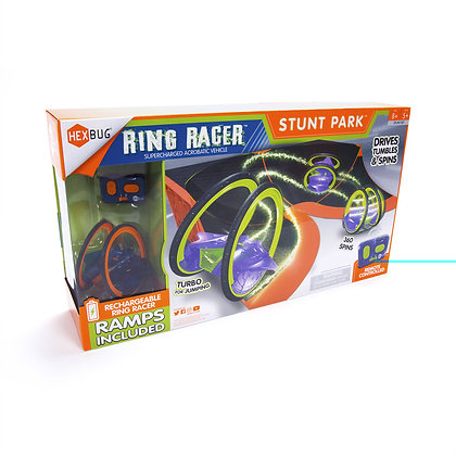 Hexbug Stunt Park Ring Racer