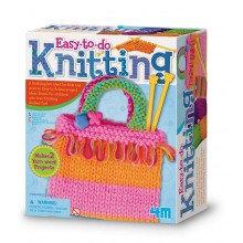 Easy-To-Do Knitting