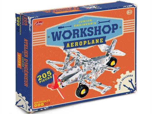Junior Engineer's Workshop: Aeroplane